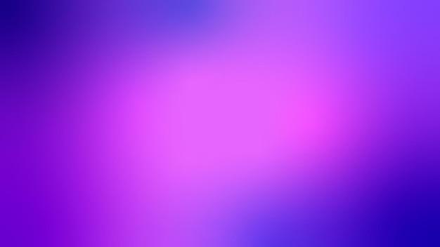 Rozmycie tła niebieski fioletowy