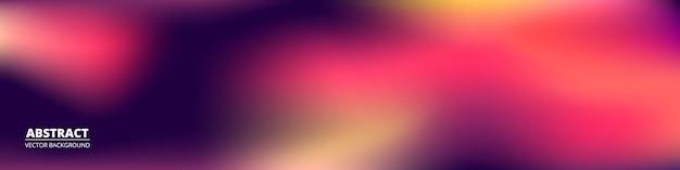 Rozmyte miękkie mieszanka gradacja kolorów holograficzne tło