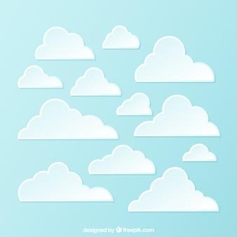 Różnorodność chmur