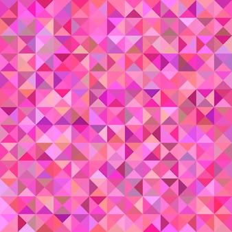 Różowa mozaika tła