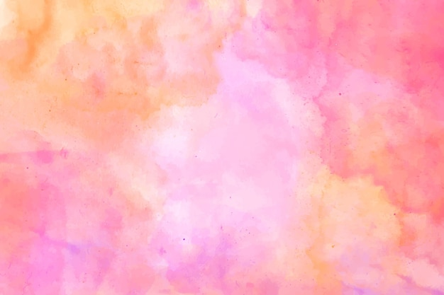 Różowe abstrakcyjne tło akwarela