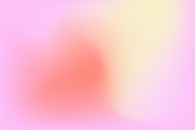 Różowe gradientowe rozmycie tła