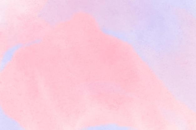 Różowe i fioletowe tło akwarela