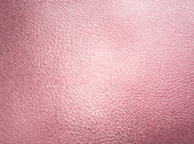 Różowe złoto metaliczne tło z błyszczącą teksturą