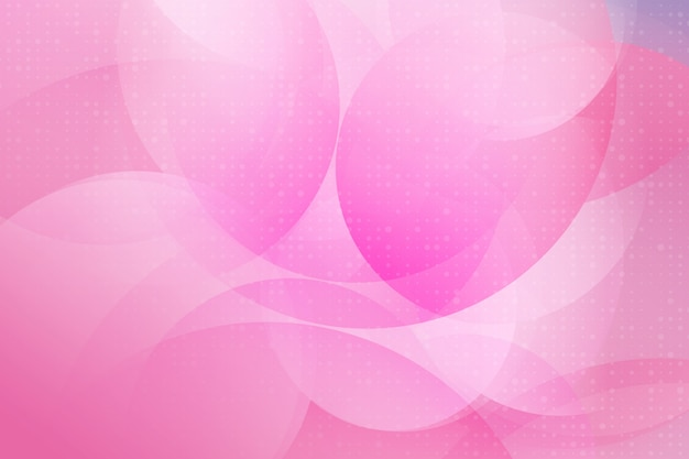 Różowego koloru nowożytnego projekta geometrycznego elementu wektorowy abstrakcjonistyczny tło