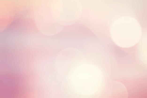 Różowy bokeh tło