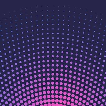Różowy gradient półtonów tło wektor