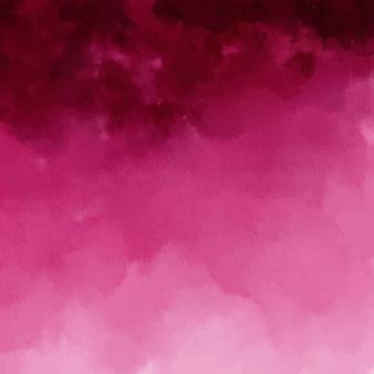 Różowy tło akwarela ombre tekstury