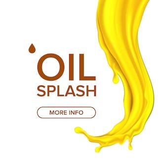 Rozprysk oleju