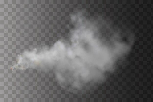 Rozpyl chmurę mgły