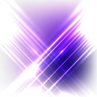 Rozżarzonego światła lśniące tło