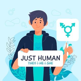Ruch neutralny dla płci