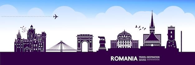 Rumunia cel podróży grand