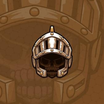Rycerz logo gracza esport