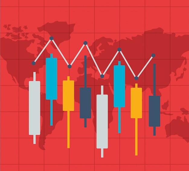Rynek akcji finansowych