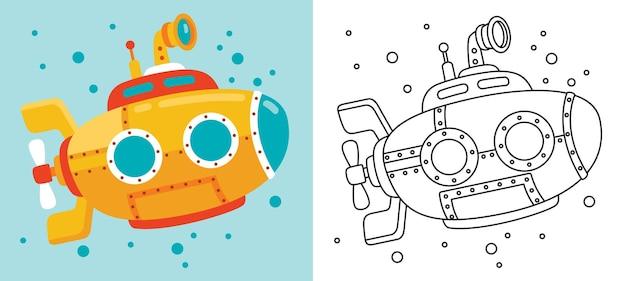 Rysowanie Linii Dla Dzieci, Kolorowanki Premium Wektorów