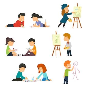 Rysunek dzieci