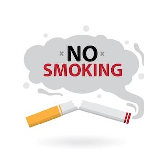 Rzucić palenie zakaz palenia