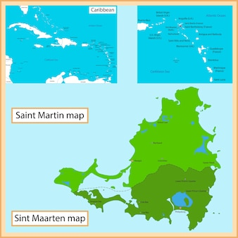 Saint martin i sint maarten