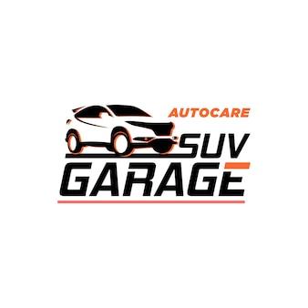 Samochód logo szablon nowoczesnej ilustracji wektorowych