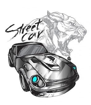 Samochód uliczny