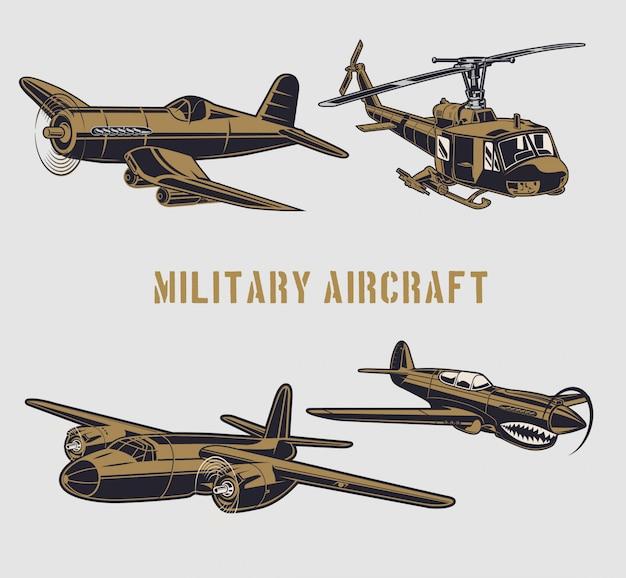 Samolot militarny