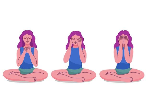 Samouzdrawianie reiki stanowi ilustrację