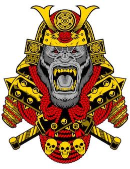 Samuraj goryl