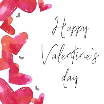 San valentine's day card