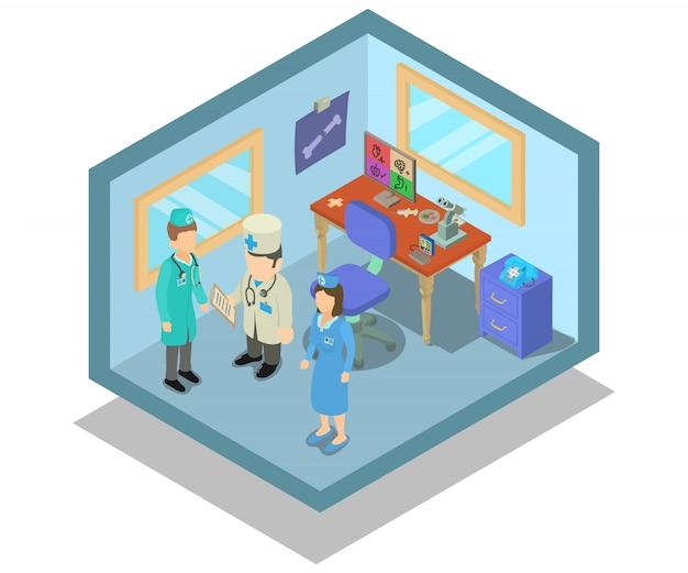 Scena laboratoryjna