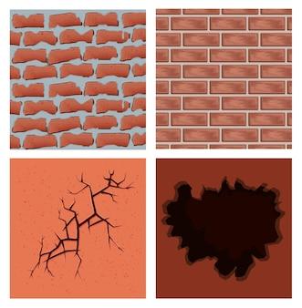 Sceny z wybuchowymi ścianami