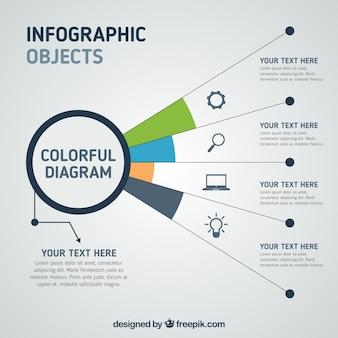 Schody infografika