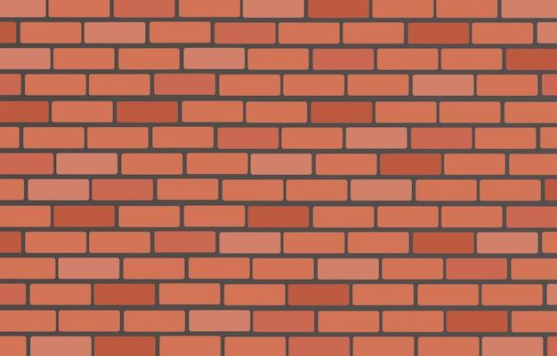 Ściana cegieł tło