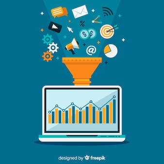 Ścieżka konwersji marketingowej