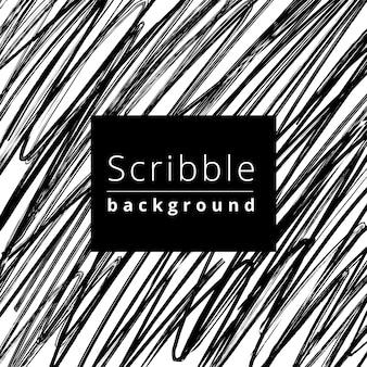 Scribble w tle