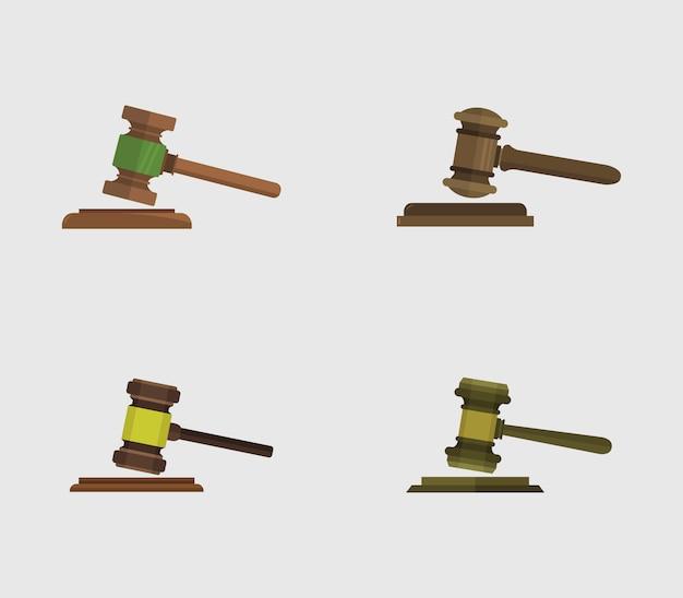 Sędzia hammers
