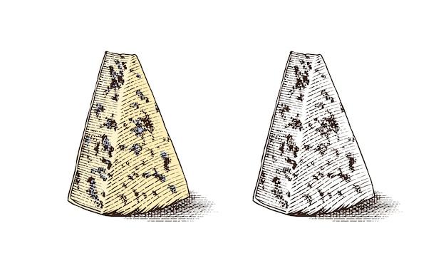 Ser na targ lub do sklepu spożywczego.