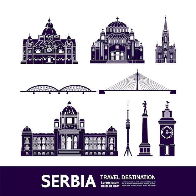 Serbia cel podróży grand
