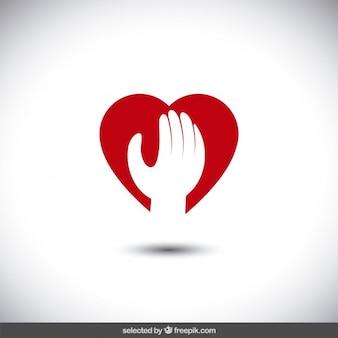 Serce ze strony