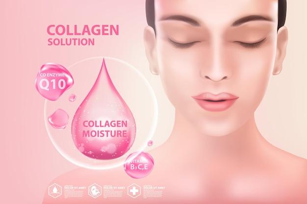 Serum kolagenowe to kosmetyk do pielęgnacji skóry