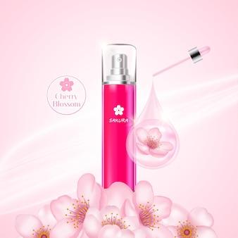 Serum w kremie cherry blossom