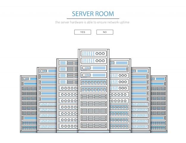 Serwerownia i centrum danych