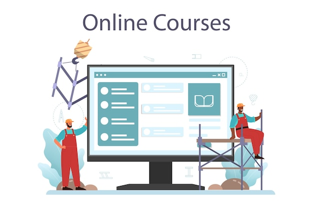 Serwis lub platforma online dla monterów lub instalatorów