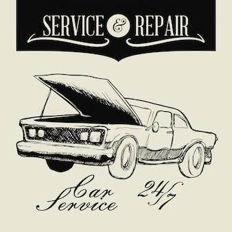 Serwis naprawczy