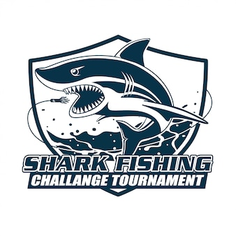 Shark fishing challenge tournament