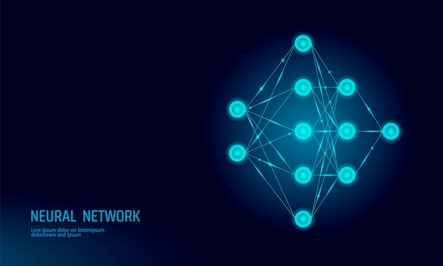 Sieć neuronowa, tło sieci neuron