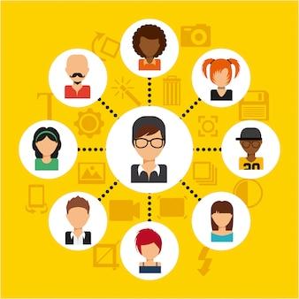 Sieć społeczna