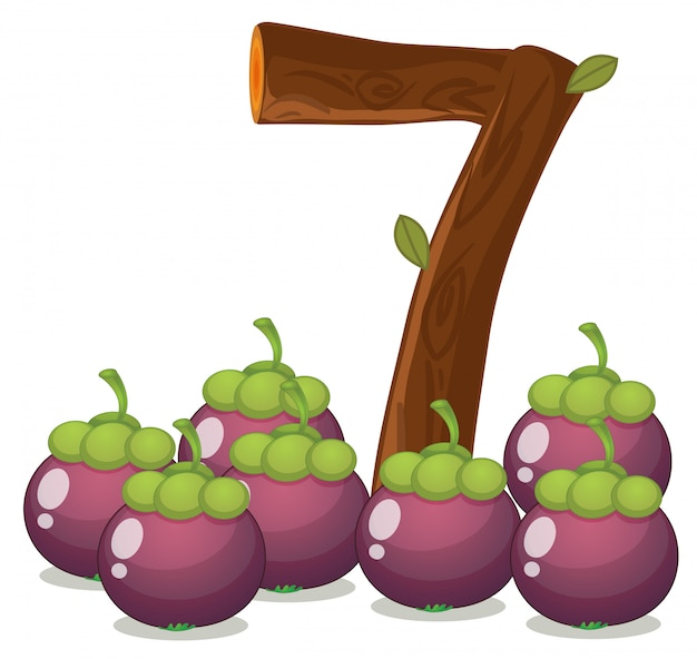 Siedem bakłażanów