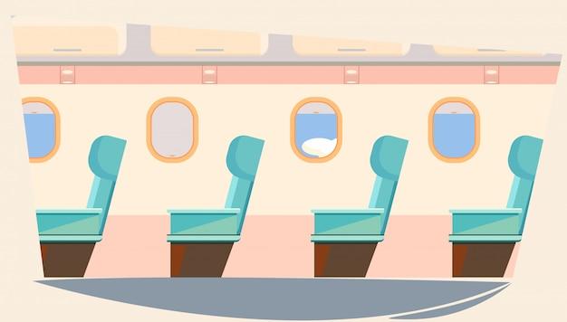 Siedzenia samolotowe