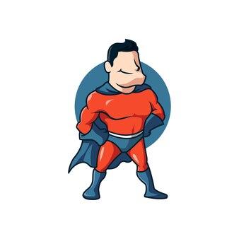 Siła kostiumu superbohatera